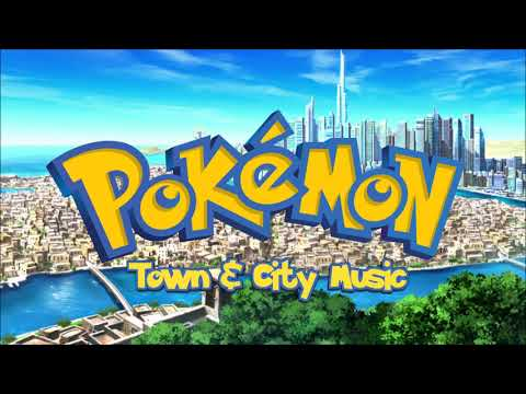 1 Hour of Pokemon Town and City Music
