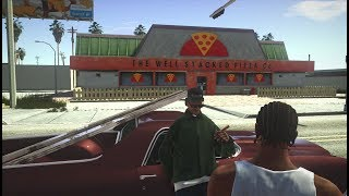 GTA San Andreas - Ryder (V Graphics)