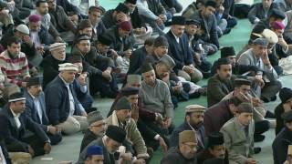 Friday Sermon: The Germany Tour: Conveying the True Message of Islam: 28th April 2017