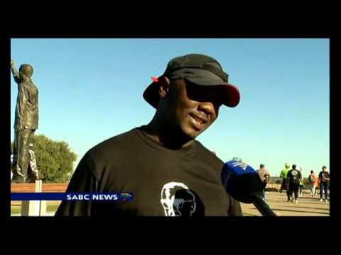 Bloemfontein holds Bram Fischer 8km fun walk