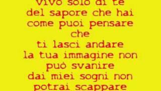 Download Rosario Miraggio- Vivo solo di te + lyrics MP3 song and Music Video