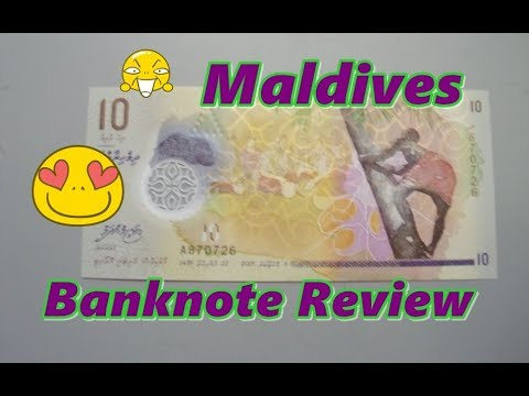 Maldives Banknote Review