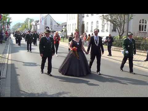 Kostprobe Kreisschützenfest in Hüsten am Sonntag den 24 .09.2017