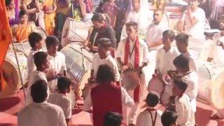 SANGHARSH DHOL TASHA PATHAK (SDTP) Aavaj JOGESHWARI CHAA GUDI PADWA 2016 [ VARDHAPAN DIN]