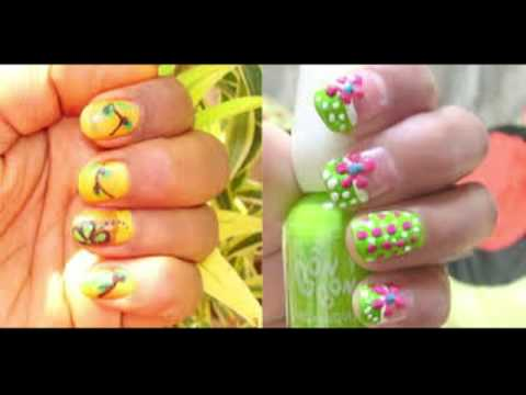 Best Summer Nail Designs Ideas 2013 For Cute Girls Image Youtube