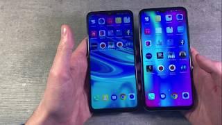 Huawei P Smart 2019 vs Honor 10 lite