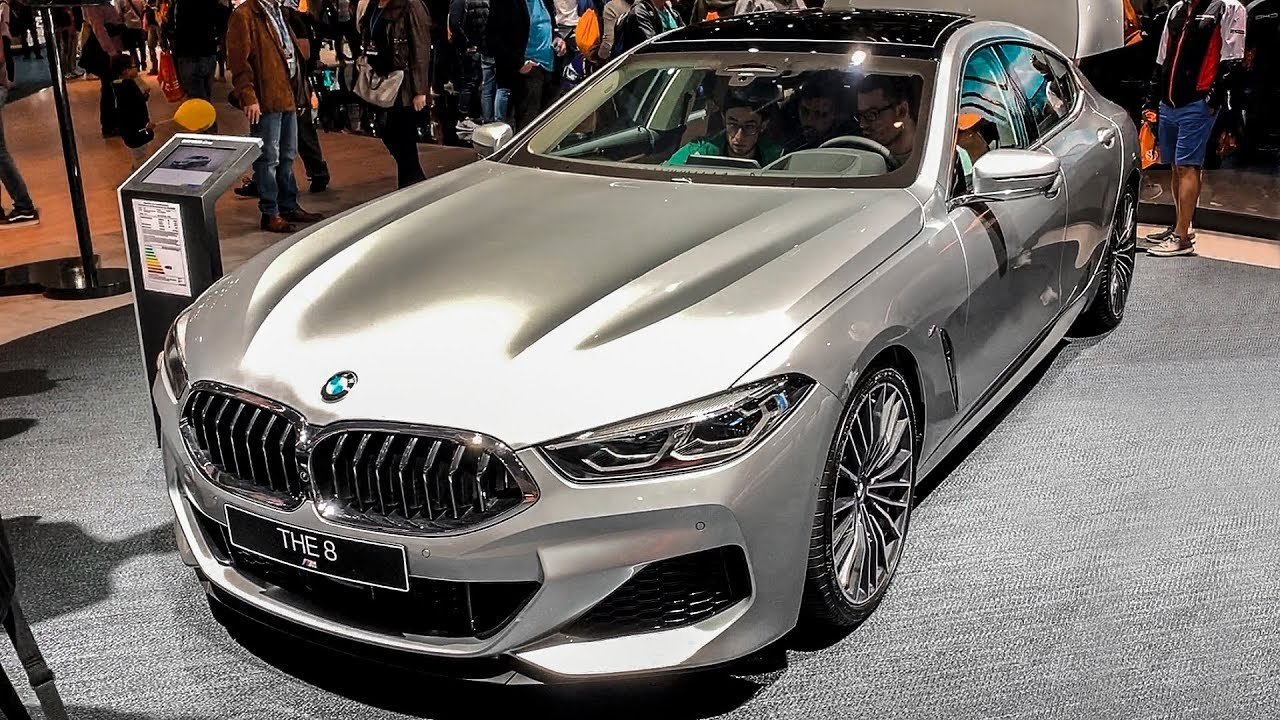 Bmw M850i Gran Coupe 2020 Interior And Exterior Walkaround Youtube