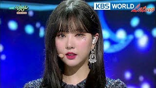 GFRIEND - Time for the moon night | 여자친구 - 밤 [Music Bank HOT STAGE / 2018.05.18]