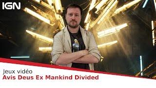 IGN France a jou  Deus Ex  Mankind Divided et vous livre son avis en attendant le test crit dIGN  Abonnezvous  IGN France  httpbitlyaboignfr I Geek