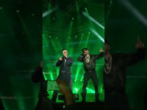 J-Balvin Ft Yandel- Acércate ( En Vivo-Lima Music Fest)
