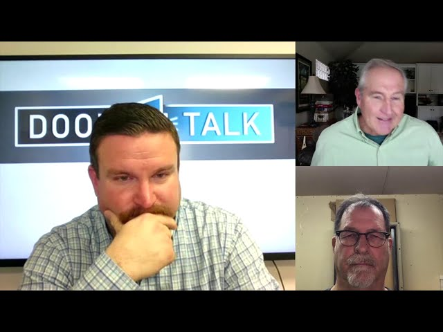 DOOR TALK Episode 30: Butler Doors Part 3 with Bill Butler and Terry Crump