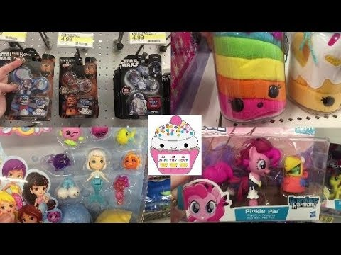 Toy Hunt #97 Num Noms Plush FNAF Spinners My Little Pony Splashlings Disney Teenie Genies