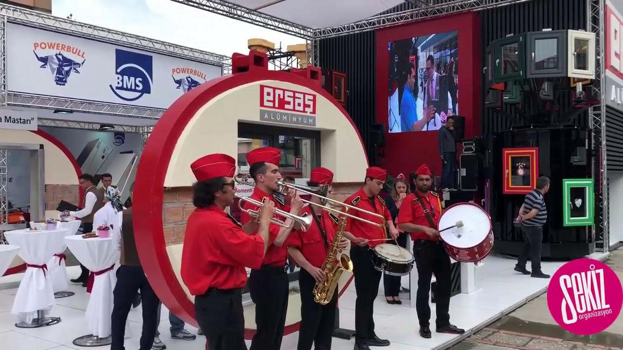 İstanbul Bando Ekipleri - Sekiz Müzik Organizasyon