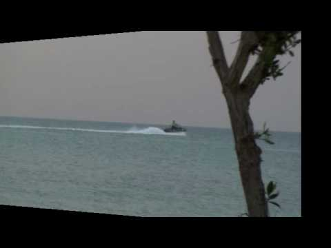 THE BEACH IN KUWAIT CITY