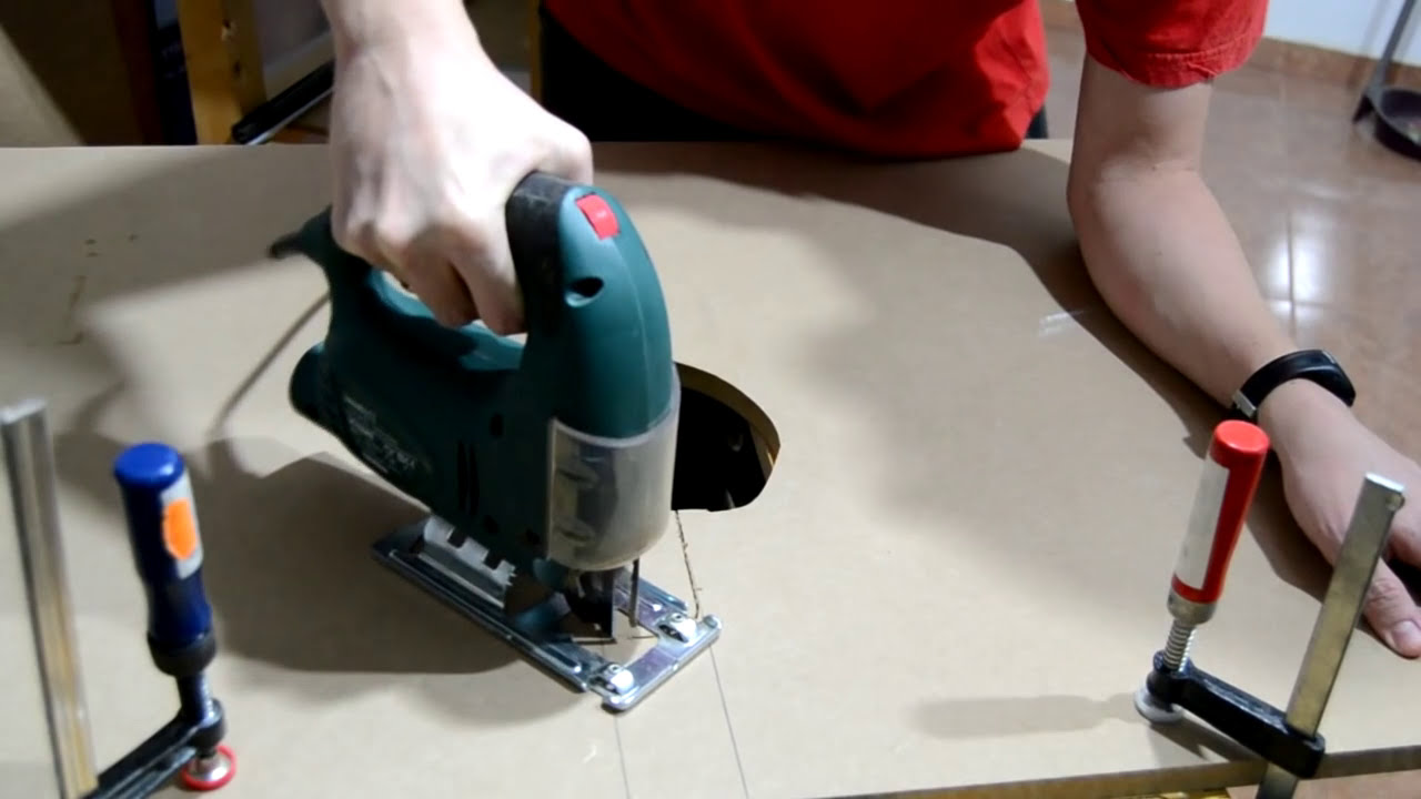 mesa casera para fresadora homemade router table youtube