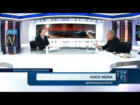 Hugo Neira: 'El Perú es un país antiintelectual' (gran entrevista de Mijael Garrido-Lecca)