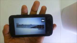 Review / Giveaway of the Micromax Canvas Fun A63