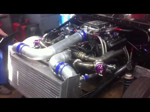 VKM Racing tuned Buick GN