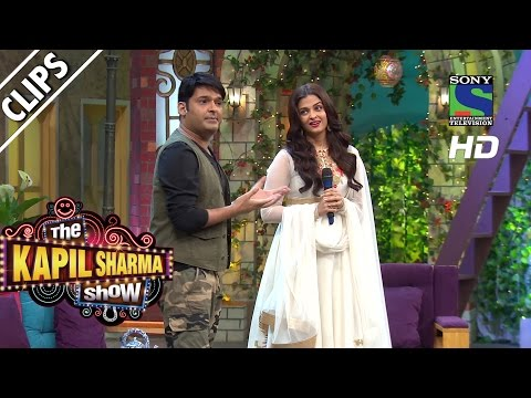 Kapil welcomes Ash to the show - The Kapil Sharma Show - Episode 6 - 8th May 2016