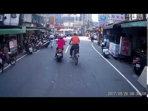 09 26 三寶騎腳踏車想彎就彎