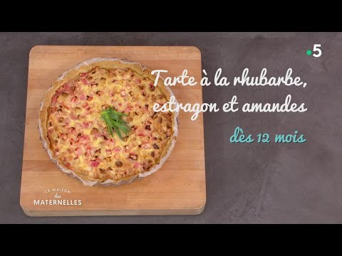 recette-:-tarte-à-la-rhubarbe---la-maison-des-maternelles-#lmdm