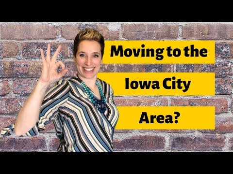 Moving To The Iowa City Area?