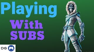 🔴 Fortnite XBOX with Subs | Code: dopeymiket23 | Fortnite Xbox LIVE Stream | ROAD TO 2000 SUBS