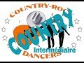 A COUNTRY HIGH Line Dance (Teach in French)