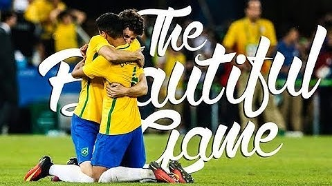 Why I Love Football - The Beautiful Game