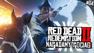 NAPAD NA POCIĄG! | Red Dead Redemption 2 PL [#04]