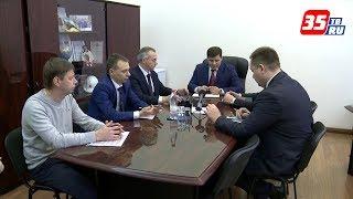 Сергей Воропанов остался крайне недоволен проводимой уборкой снега в Вологде