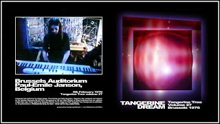 Tangerine Dream - Brussels 1976