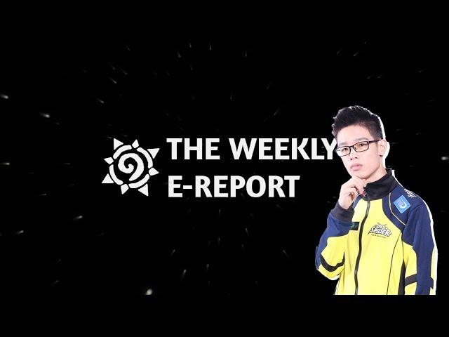 Nouvelle extension et champion du monde d'hiver! - Hearthstone Weekly E-Report#48
