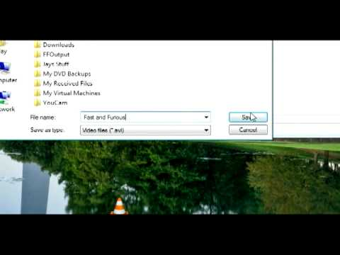 How to rip a dvd to your hard drive and convert it with one program!!!