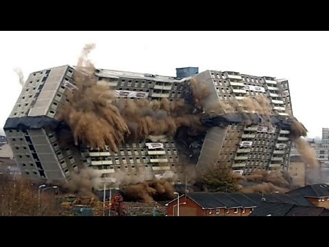 New BIGGEST DEMOLITION FAILS - AND BOOM GOES THE DYNAMITE!