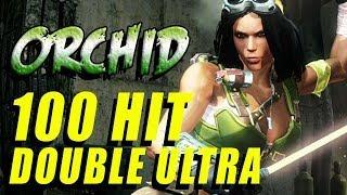 ORCHID: 100 hit Double Ultra Combo (Killer Instinct 3)