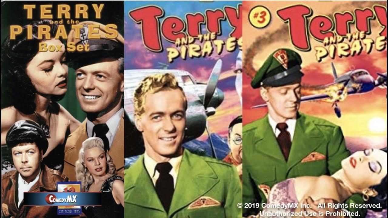 Download Terry and The Pirates - Season 1 - Episode 15 - Tee Hee   John Baer, Jack Reitzen