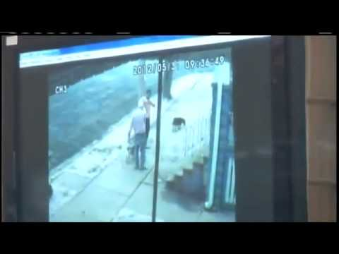 Raw Video - White Milwaukee Man shooting black teen (Darius Simmons) as the Mother Watches