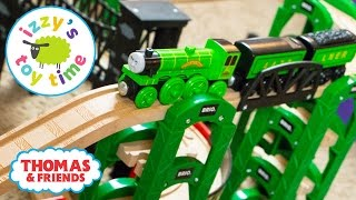 Thomas and Friends | Thomas Train Bubs and Daddy Track! With Brio! Fun Toy Trains for Kids
