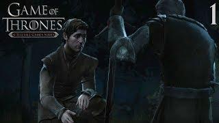 Game of Thrones: A Telltale Games Series (Ep.1)  - Железные изо Льда! Клятва #1
