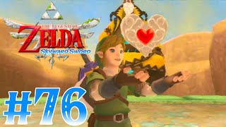 The Legend of Zelda: Skyward Sword 100% Walkthrough - Part 76: Maximum Vitality!