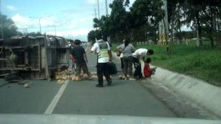 SLEX CABUYAO ACCIDENT