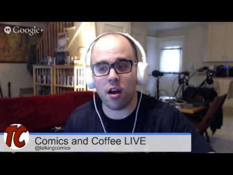 Comics and Coffee: Gal Gadot is Wonder Woman