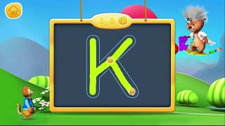abc song and learn to write letter from a to z   how to writing alphabet
