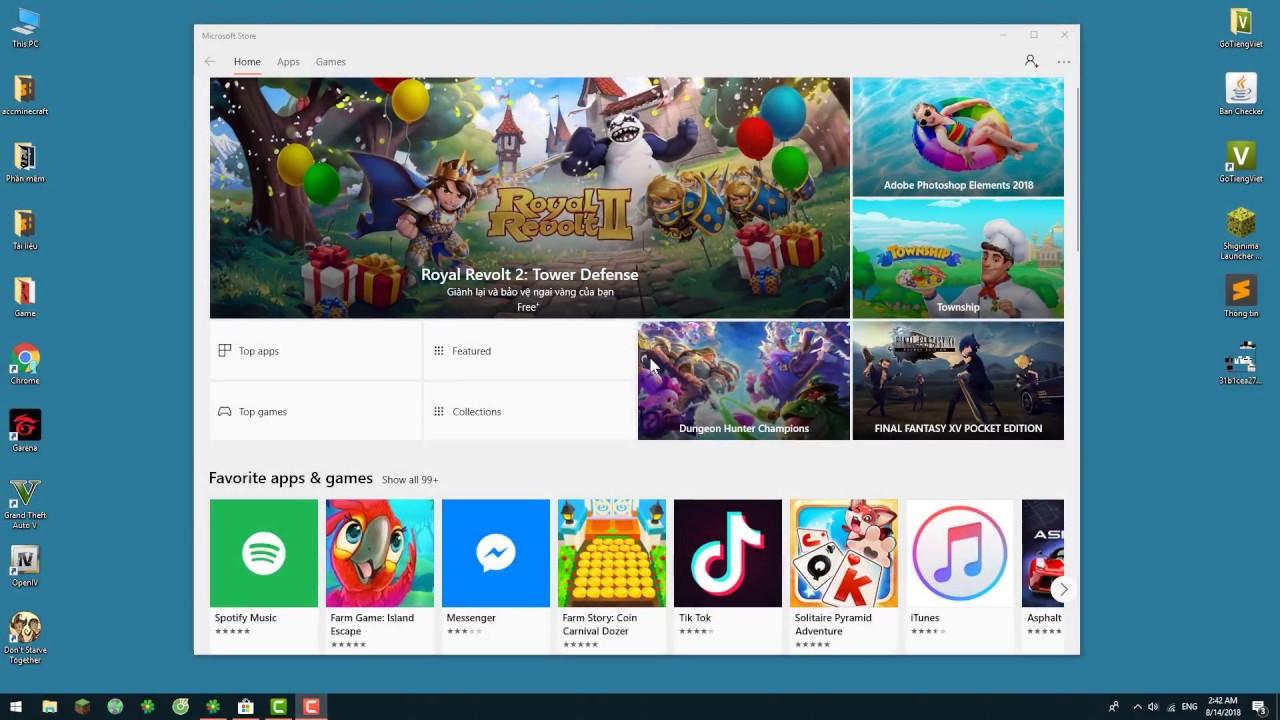 Hướng dẫn lấy Key Minecraft bản quyền free Windows 10 Edition- Tập 5