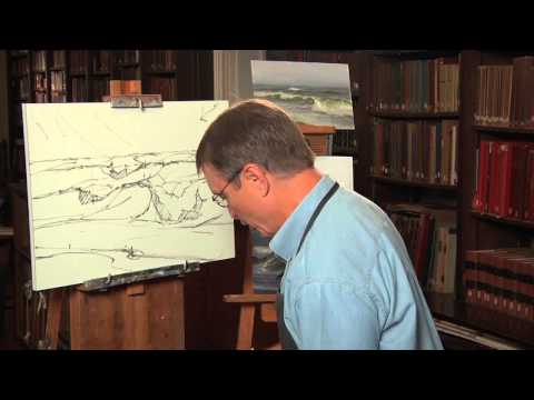 Marine Painting: The Art of the Wave with Don Demers