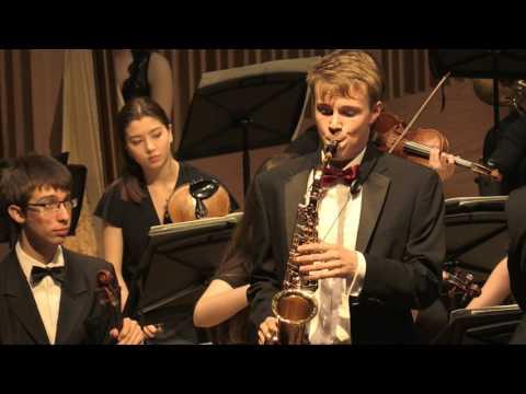 Ronald Binge - Concerto for Alto Saxophone