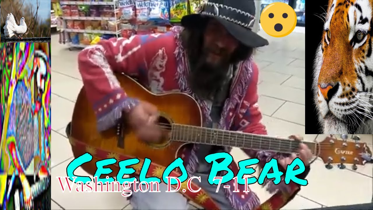 The Accidental Millionaire 20.7 | Ceelo Bear! | In House Performance Interview | Hippie Songs!!