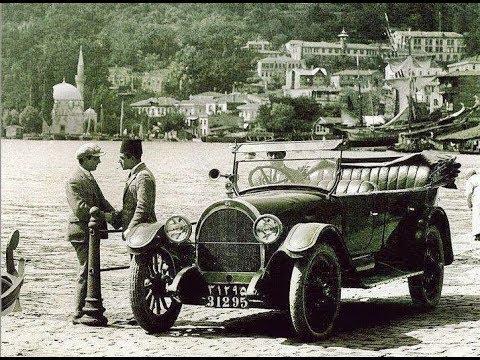1920'lerde, 30'larda İstanbul
