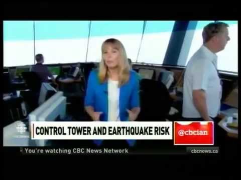 Canada's Air Traffic Controllers on CBC News Now Part 1 of 2